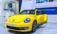 """Xôn xao việc Volkswagen Việt Nam giới thiệu Beetle Dune """"hàng cũ"""" tại VIMS 2016"""