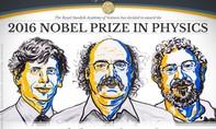 Nobel vật lý trao cho bộ ba nhà khoa học Anh nghiên cứu về Tôpô học