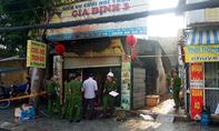 Vụ gia đình chết cháy ở Sài Gòn: Người cha lấy thân mình cứu con