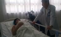 Lần đầu tiên thực hiện ca mổ bắt con tại bệnh viện Huyện Củ Chi