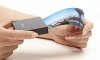 Samsung tham vọng sản xuất màn hình có thể bẻ cong