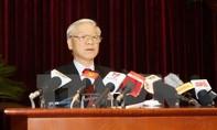 Toàn văn phát biểu khai mạc của Tổng Bí thư tại Hội nghị lần thứ tư
