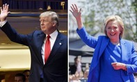 Ông Donald Trump vượt lên trước Hillary Clinton