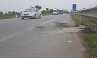 Vụ người mẹ trẻ bị chém chết: Hung thủ lấy SH bỏ chạy rồi vứt bên đường