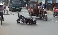 Tông trọng thương người phụ nữ, tài xế đạp ga bỏ chạy