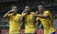 Messi mờ nhạt, Argentina đại bại trước Brazil