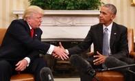 Trump gặp Obama tại Nhà Trắng: Cuộc chuyển giao quyền lực bắt đầu