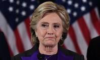"""Clinton đổ lỗi """"giám đốc FBI khiến tôi thất bại"""""""