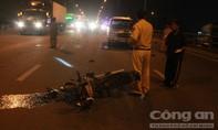Chạy ngược chiều trên cầu, nam thanh niên tông vào xe du lịch tử vong