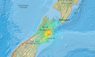 Động đất 7,8 độ richter rung chuyển New Zealand
