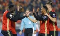 Clip: Bỉ giành chiến thắng huỷ diệt trước Estonia