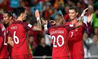 Ronaldo lập cú đúp, Bồ Đào Nha thắng dễ dàng
