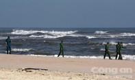 Tìm thấy thi thể ngư dân bị sóng lớn đánh lật thuyền thúng mất tích