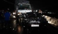 Tai nạn liên hoàn gây ùn tắc kéo dài