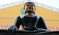 Tượng Phật Ngọc nổi tiếng 'du hành' đến Bình Dương