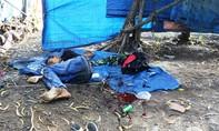 """Nam thanh niên xăm chữ """"hận thế"""" nghi tự sát bên quán nước ven Sài Gòn"""