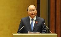 Phát biểu giải trình, trả lời chất vấn trước Quốc hội của Thủ tướng Chính phủ