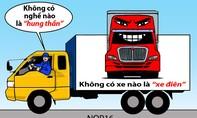 """Đề xuất """"Ngày bác tài Việt Nam"""" – tôn vinh nghề cầm lái nhiều gian nan"""