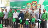NutiFood dành hơn 9 tỷ đồng cứu trợ bà con vùng lũ