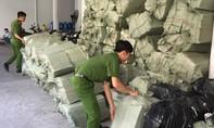 Thu giữ 45.000 gói thuốc lá ngoại nhập lậu