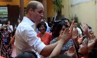 Chùm ảnh Hoàng tử Anh William thăm Việt Nam