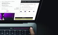 Touch Bar trên MacBook mới là hệ quả của việc Apple 'không thể làm' màn hình cảm ứng