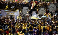 Người dân Malaysia tuần hành yêu cầu Thủ tướng từ chức