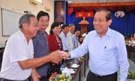 Phó Thủ tướng Trương Hòa Bình: Nếu phát hiện tham nhũng, hãy đấu tranh tới cùng!