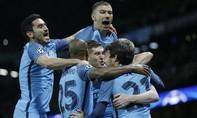 Manchester City đè bẹp 'Gã khổng lồ'