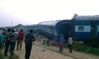 Tai nạn đường sắt thảm khốc tại  Ấn Độ khiến 150 người chết