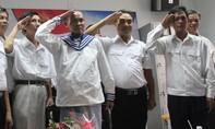 Cựu binh Gạc Ma gặp đồng đội trong nước mắt