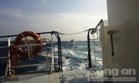 Ba ngư dân gặp nạn ở Hoàng Sa được tàu SAR 274 cứu vớt