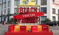 Đến Vincom trong ngày 'Black Friday' nhận 'số 6 vàng may mắn'