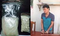 CSGT bắt đối tượng mua bán ma túy liên tỉnh