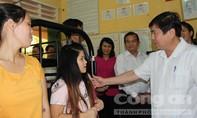 Lãnh đạo Thành phố thăm cơ sở xã hội tại Bình Phước và Bình Dương