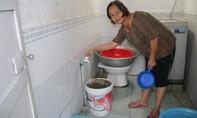 Dân Sài Gòn kêu trời vì mua nước máy, nhận… nước cống!