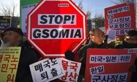 Trung Quốc nổi đóa khi Nhật, Hàn ký hiệp ước chia sẻ tin tình báo quân sự