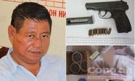 Trung tá công an Campuchia bắn chết chủ tiệm vàng sắp hầu toà