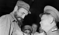 Cuộc đời huyền thoại của Fidel Castro qua ảnh
