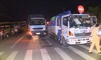 Tai nạn liên hoàn trên quốc lộ 1A, 3 người bị thương