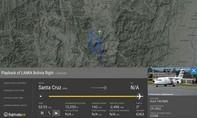 Máy bay chở đội bóng đá Brazil rơi ở Colombia