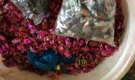 Cơ sở sản xuất kẹo me, ô mai bẩn ở Sài Gòn