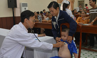 Trẻ em nghèo bị tim bẩm sinh sẽ được phẫu thuật và can thiệp tim mạch miễn