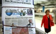Sụt quảng cáo khiến báo in khó khăn, các tòa soạn đổ xô tìm doanh thu từ báo điện tử