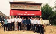 Bàn giao nhà tình thương cho hộ nghèo tại Long An