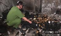 Vựa rau củ Đà Lạt phát hỏa, khu dân cư hoảng loạn