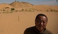 Dân Trung Quốc chật vật mưu sinh ở vùng sa mạc hóa