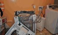 Samsung thu hồi 2,8 triệu máy giặt tại Mĩ vì tiềm ẩn nguy cơ gây chấn thương