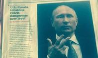 Tạp chí Time: Quan hệ Nga – Mỹ ở mức xấu nhất kể từ sau chiến tranh Lạnh