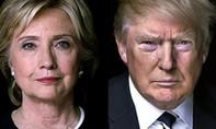 Trump và Clinton đấu khẩu về kinh tế trong phiên vận động cuối